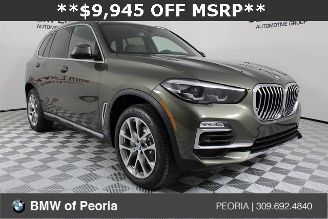 Pre Owned 2020 Bmw X5 Xdrive40i 4d Sport Utility In Peoria Lw5829 Bmw Of Peoria