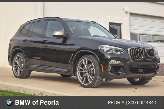new 2019 bmw x3 m40i 4d sport utility in peoria w5502. Black Bedroom Furniture Sets. Home Design Ideas