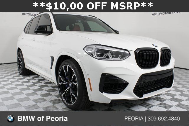 Pre-Owned 2020 BMW X3 M Competition
