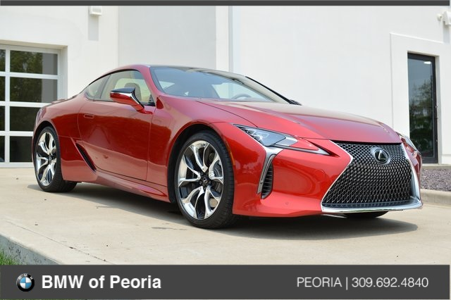 Pre-Owned 2019 Lexus LC 500