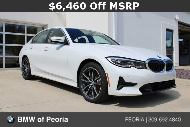 Pre Owned 2019 Bmw 3 Series 330i Xdrive 4d Sedan In Peoria Lw5616