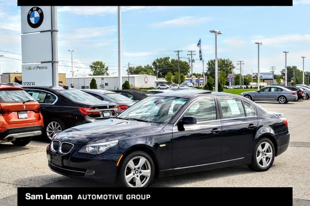 Pre Owned 2008 Bmw 5 Series 535xi