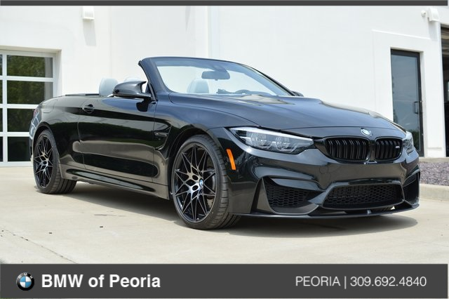 Pre-Owned 2019 BMW M4 Convertible