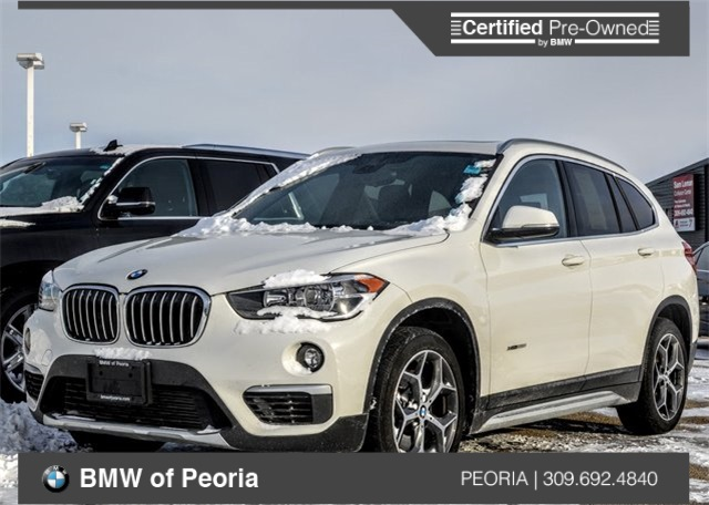 certified pre owned 2018 bmw x1 xdrive28i 4d sport utility in peoria rh bmwofpeoria com
