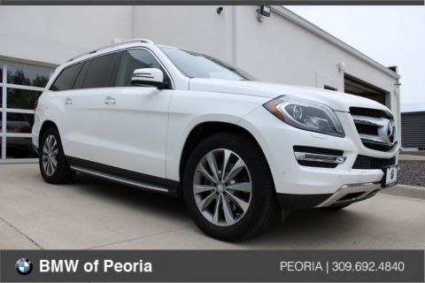 Pre-Owned 2014 Mercedes-Benz GL-Class DIESEL
