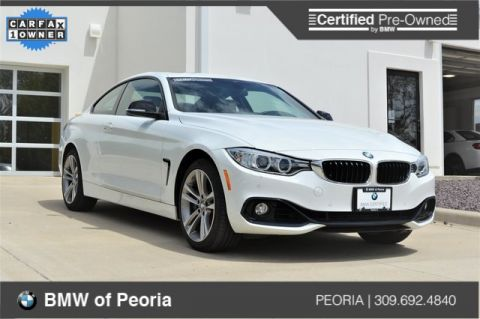 Certified Pre-Owned 2015 BMW 4 Series 435i xDrive