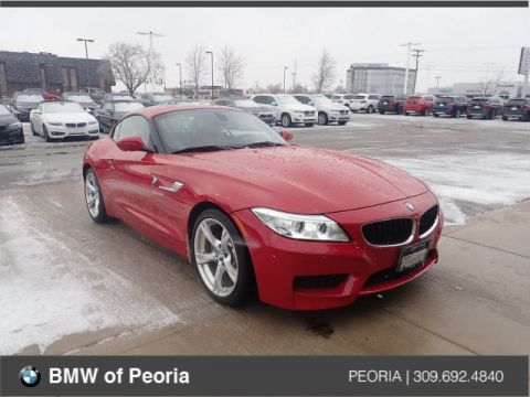 Certified Pre-Owned 2015 BMW Z4 sDrive28i