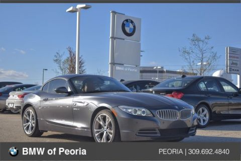 Pre-Owned 2015 BMW Z4 sDrive35i