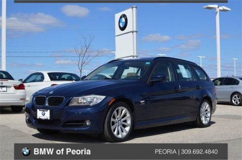 Pre-Owned 2011 BMW 3 Series 328i xDrive