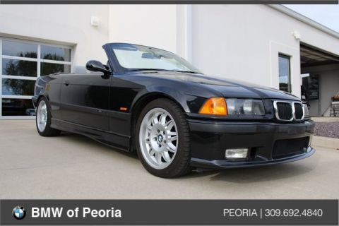 Pre-Owned 1998 BMW M3 Convertible