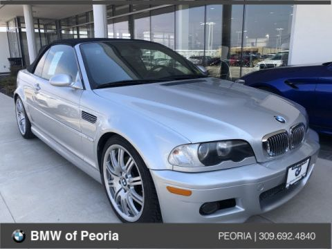 Pre-Owned 2004 BMW M3 Convertible