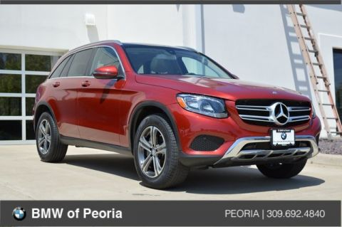 Pre-Owned 2016 Mercedes-Benz GLC GLC 300