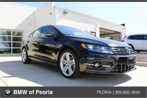 Pre-Owned 2017 Volkswagen CC 2.0T R-Line